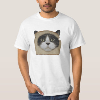 Breaded Inbread Cat Breading T-Shirt