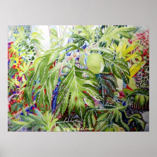 breadfruit poster
