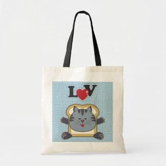 Breading Cat Bag