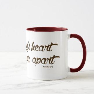 Break A Dog's Heart Mug