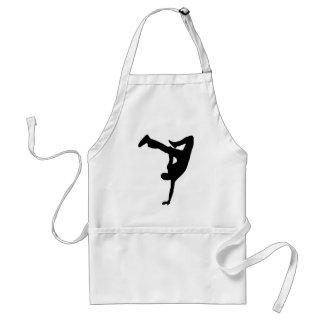 Break dance standard apron