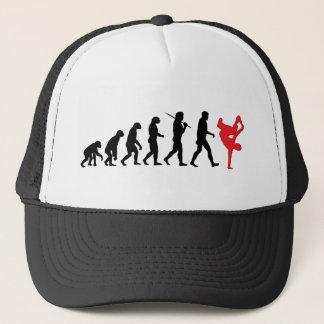 Break Dancing Trucker Hat