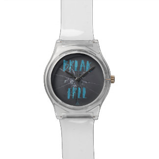 Break Free Graffiti Watch