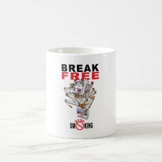BREAK FREE - Stop Smoking Coffee Mug