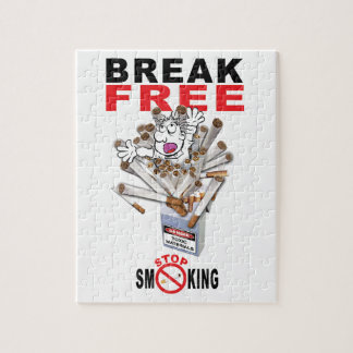 BREAK FREE - Stop Smoking Puzzles