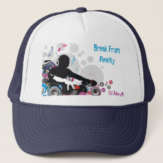 Break From Reality Trucker Hat