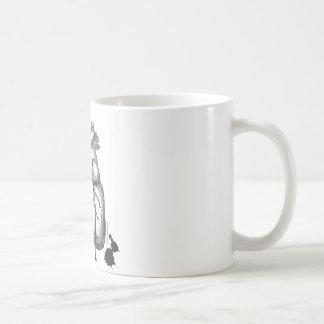 break heart basic white mug