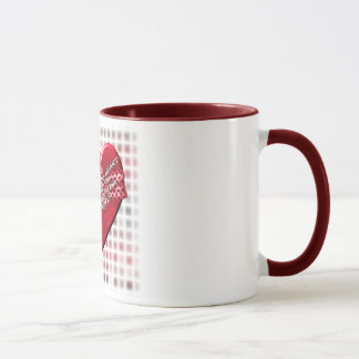 Break My Heart - Ringer Mug