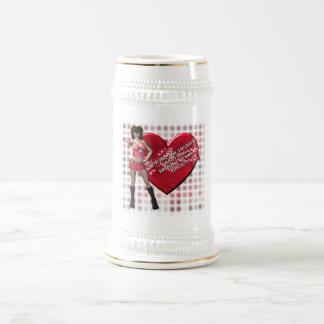 Break My Heart - Stein Beer Steins