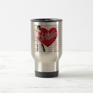Break My Heart - Travel/Commuter Mug