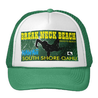 BREAK NECK BEACH CAP