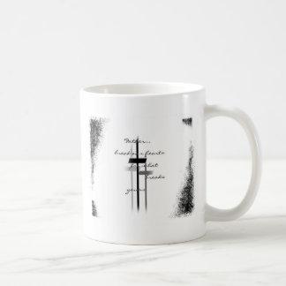 Break our Hearts Father Basic White Mug