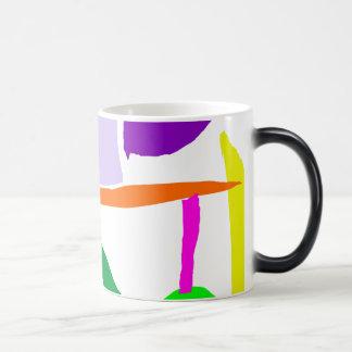 Break Tea Time Sugar Honey Table People Mug