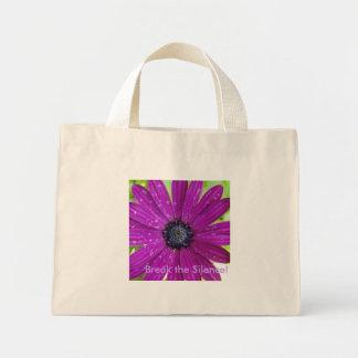 Break the Silence Tote Bag