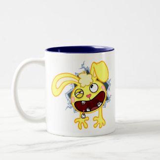 break time! Two-Tone mug
