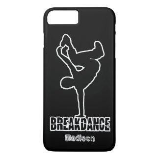 Breakdance custom name & color phone cases