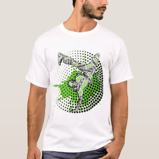 Breakdance One-Handed Freeze T-Shirt