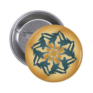 Breakdance Spiral Button