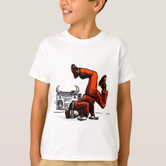 Breakdancer and Box Hip Hop Tees