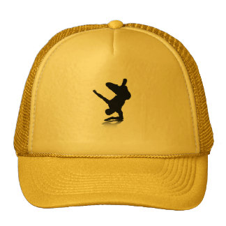 Breakdancer (on elbow) cap