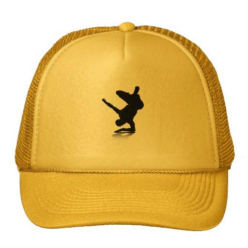 Breakdancer (on elbow) hat