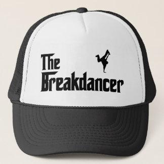 Breakdancing Trucker Hat