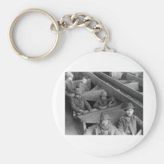 Breaker Boys Eagle Hill Collier Vintage Photo 1884 Key Chains