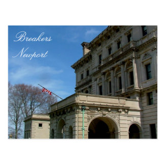 Breakers Postcard