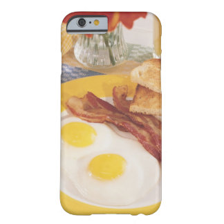 Breakfast 2 barely there iPhone 6 case