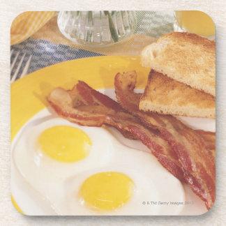 Breakfast 2 coaster