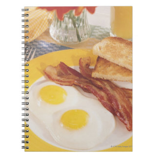 Breakfast 2 notebook
