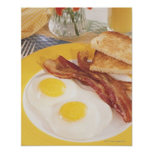 Breakfast 2 poster
