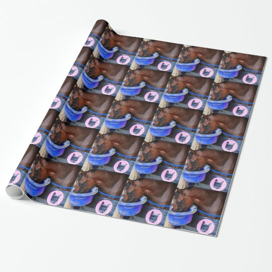 Breakfast at Saratoga Wrapping Paper