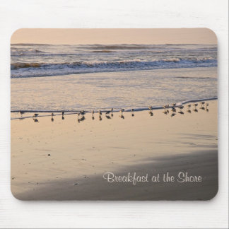 Breakfast at the Shore Mouse Pads