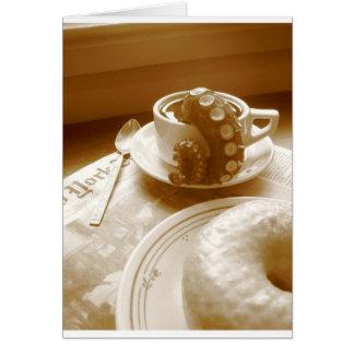 breakfast card