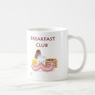 Breakfast Club Coffee Mug
