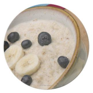 Breakfast food plate
