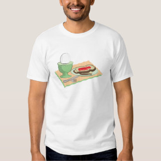 Breakfast Foods T Shirt