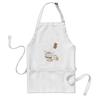 Breakfast Is Ruined Apron