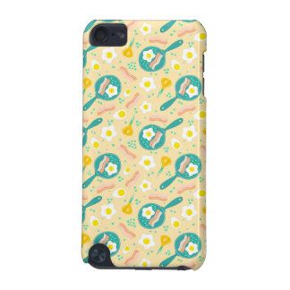 Breakfast Pattern iPod Touch 5G Covers
