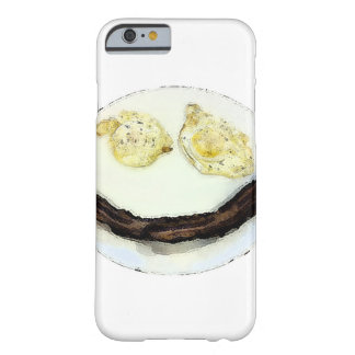 Breakfast Smiles Barely There iPhone 6 Case