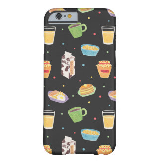 Breakfast Time Barely There iPhone 6 Case