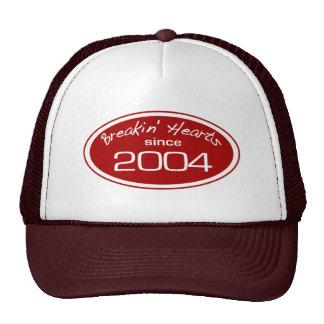 Breakin Hearts since 2004 Cap
