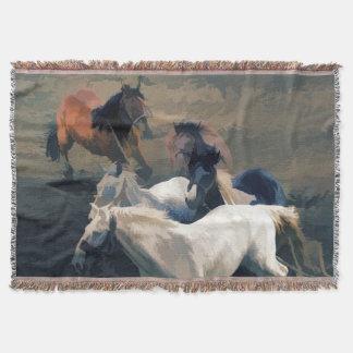Breaking Away   -  Wild Horses