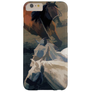 Breaking Away -  Wild Horses Barely There iPhone 6 Plus Case