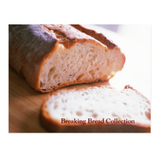 Breaking Bread Recipe Card Collection Cheesecake Postcards