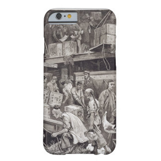 Breaking Bulk on Board a Tea Ship in the London Do Barely There iPhone 6 Case