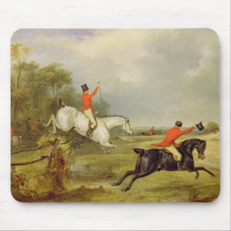 Breaking Cover, Bachelor's Hall (oil on canvas) Mouse Pad