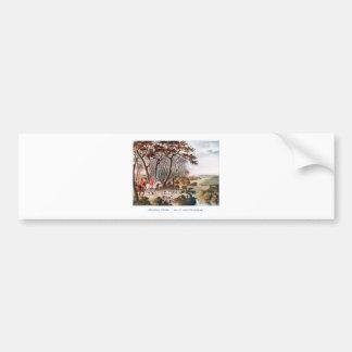 Breaking Cover Bumper Sticker