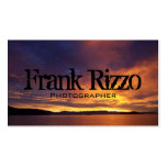 Breaking Dawn Profile Card Business Cards